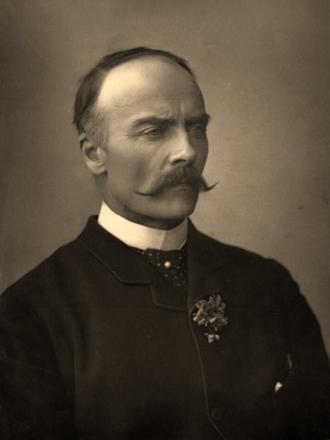 Edward James Saunderson - Image: Photograph of Colonel Edward James Saunderson MP 2