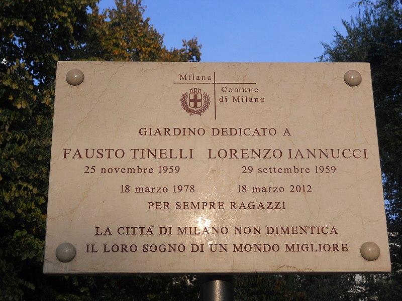 File:Piazza Fausto e Iaio.JPG