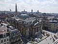 Pictures taken from former Actiris Building on Anspach, Brussels 15.jpg