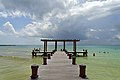 Pier - Playa del Carmen, Mexico - August 15, 2014 - panoramio (1).jpg