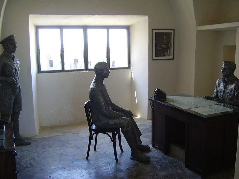 מוזיאון אסירי המחתרות בעכו