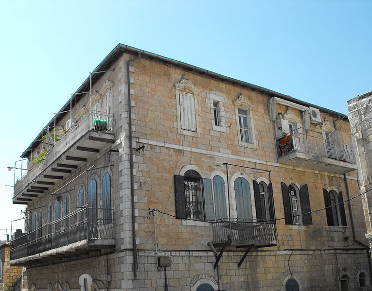 שכונת מוסררה - מורשה בירושלים