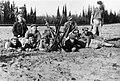 PikiWiki Israel 306 Kibutz Gan-Shmuel sk2- 80 גן-שמואל-חברי ההגנה מתאמנים 1942-7.jpg
