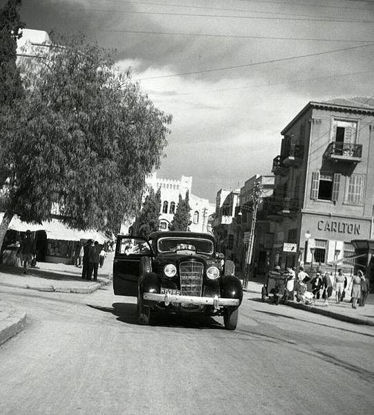תל אביב - רחוב הרצל
