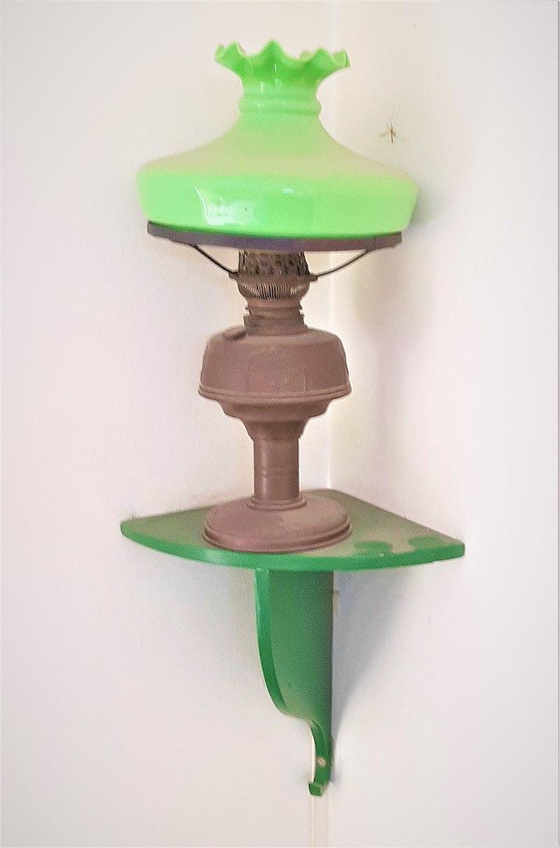 מנורת נפט