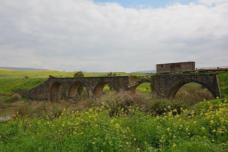 אתר גשר הישנה