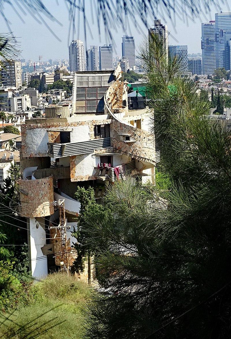 בית הספירלה רמת גן