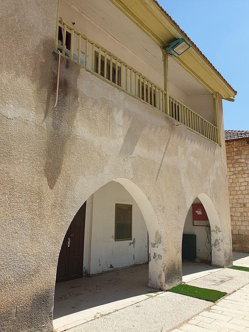 מרכז המבקרים החצר הגדולה בקיבוץ מרחביה