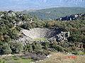 Pinara Amphitheatre Fethiye Mugla Turkiye.JPG