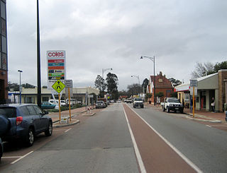 Pinjarra, Western Australia Town in Western Australia
