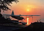 Piper N4471A Super Cub Seaplane on Lake St. Clair.jpg