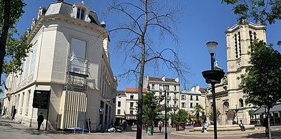Comment aller à Aubervilliers en transport en commun - A propos de cet endroit