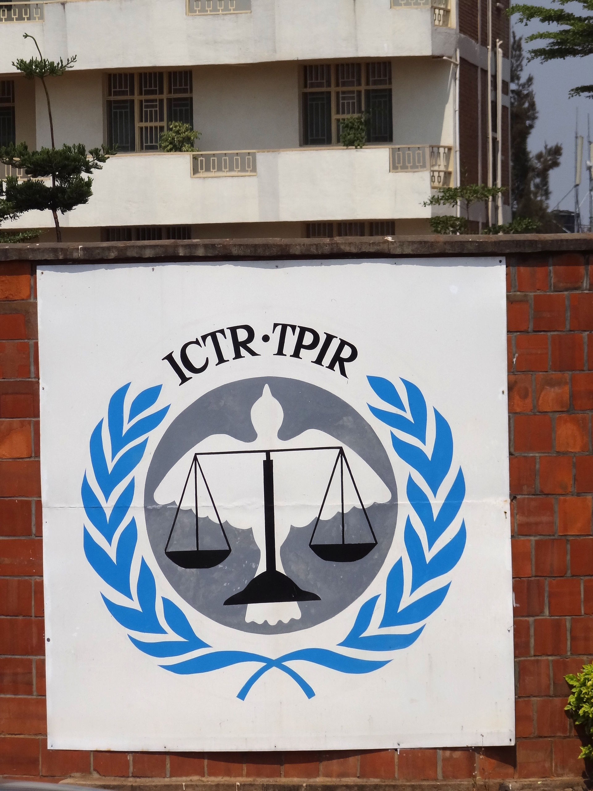 International Criminal Tribunal for Rwanda - Wikipedia