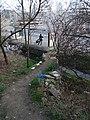Plukovníka Mráze, pěšina od nádraží.jpg