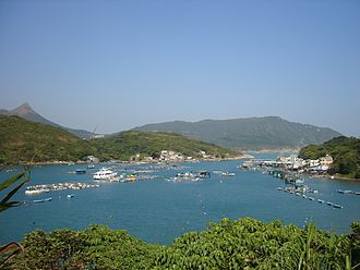 Fishing village - Image: Po Toi O