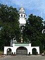 Podlaskie - Grodek - Grodek - orth. church of the NotBVM - front.JPG