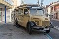 Poertschach Hauptstrasse 180 Steyr Diesel historischer Postamt-Bus 10122015 9588.jpg