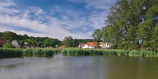 Míchov Municipality in South Moravian, Czech Republic