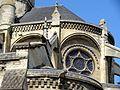 Poissy (78), collégiale Notre-Dame, chœur, parties hautes côté sud.jpg