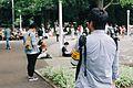 Pokémon Go Trainers at Yoyogi Park (32679981706).jpg