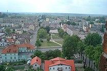 Poland Czluchów - view from the castle.jpg
