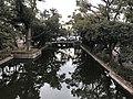 Pond of Sumiyoshi Grand Shrine from Sorihashi Bridge (south) 2.jpg