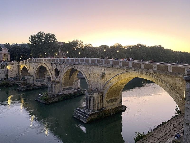Ponte Sisto da Lungotevere dei Vallati