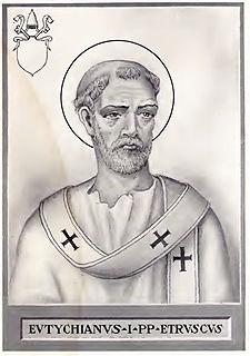 Pope Eutychian