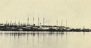 Port Gamble, Washington - Port Gamble, 1900
