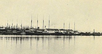Port Gamble, Washington - Port Gamble, 1900