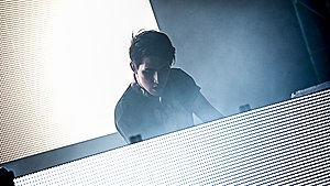 "Porter Robinson - Robinson Performing in 2013 on his ""Language"" Tour"