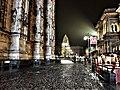 Portici settentrionali di piazza Duomo natale 2017 foto 1.jpg