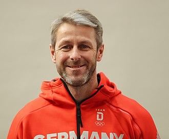 Mark Kirchner - Image: Porträts bei der Olympia Einkleidung München 2018 (Martin Rulsch) 40