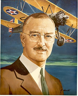 William Boeing - Portrait of Boeing