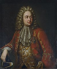 Portrait of G.D.Stroganov