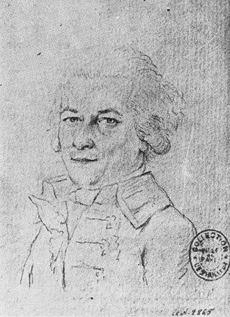 Jacques-François Blondel - Image: Portrait of Jacques François Blondel Musée Carnavalet Braham 1980 p 37