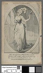Mrs. Abington as widow Belmour