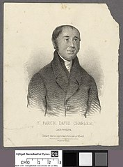 Y Parch. David Charles