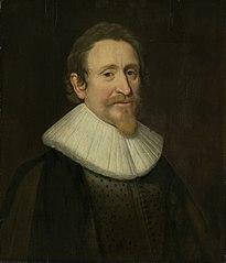 Portrait d'Hugo de Groot (1583-1645)