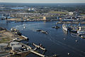 Portsmouth Naval Shipyard with USS West Virginia (SSBN-736) 2013.JPG