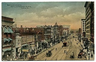 History of Oklahoma City