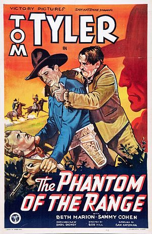 The Phantom of the Range - Image: Poster of The Phantom of the Range