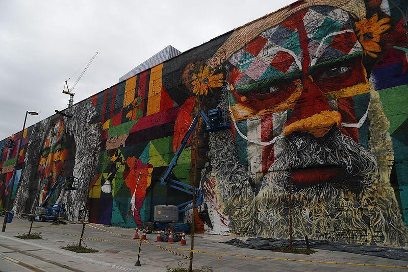 Top 10 des plus grandes oeuvres de street art dans le