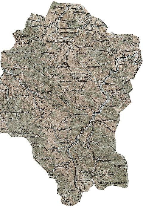Ukraina zachodnia Tam szum Prutu, Czeremoszu,..  -ojny, K