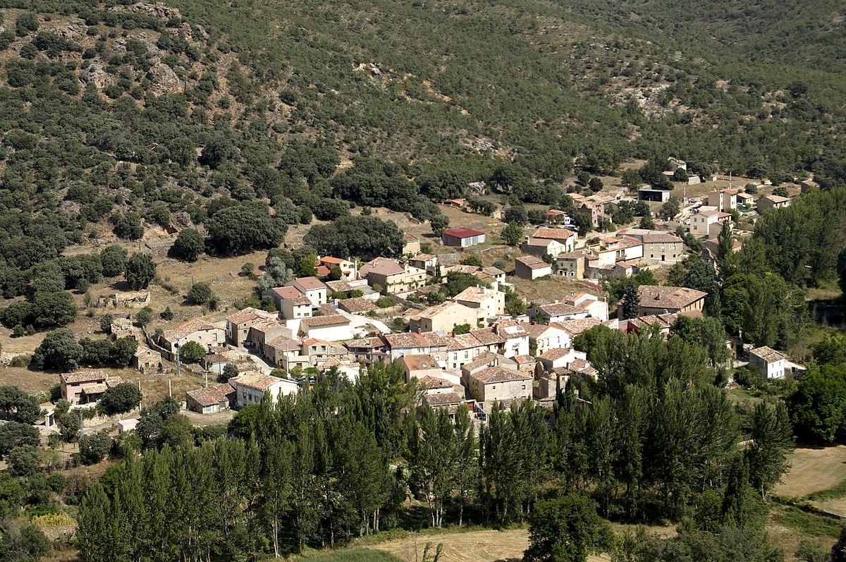Pozancos guadalajara wikipedia la enciclopedia libre - Casa rural cerca de siguenza ...