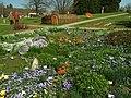 Praha, Troja, Botanická zahrada, různé květiny.JPG