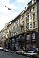 Praha, Vodičkova, starý dům.jpg