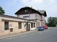 Praha-Hostivař, nádražní budova.jpg