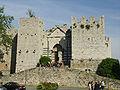 Prato, Castello dell'imperatore entrance.JPG