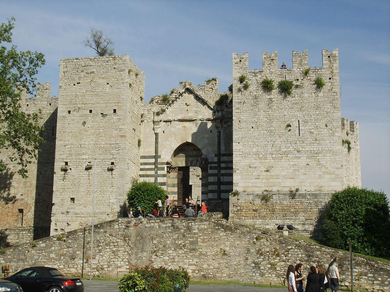 Villa Malaspina Castel D Azzano Verona